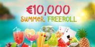 Poker Heaven te invita Miercuri, 18 Iunie, la ora 21:00 sa iei parte la turneul special  €10,000 Summer Freeroll. http://www.kalipoker.ro/promotii-poker/poker-heaven-10k-summer-freeroll.html