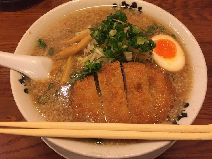 高知味噌カツラーメン©摂理