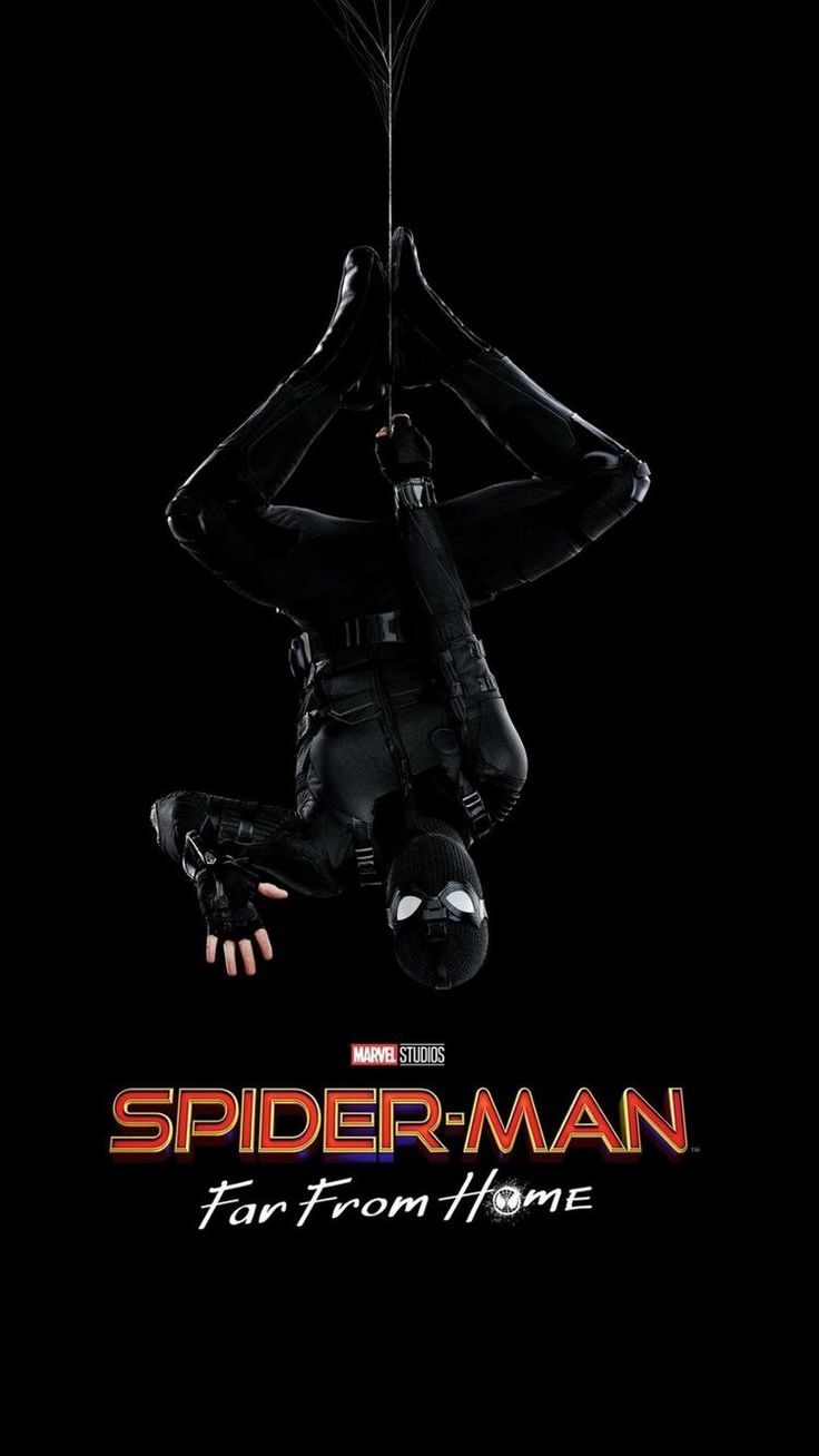 Spiderman Far From Home HD Phone Wallpaper