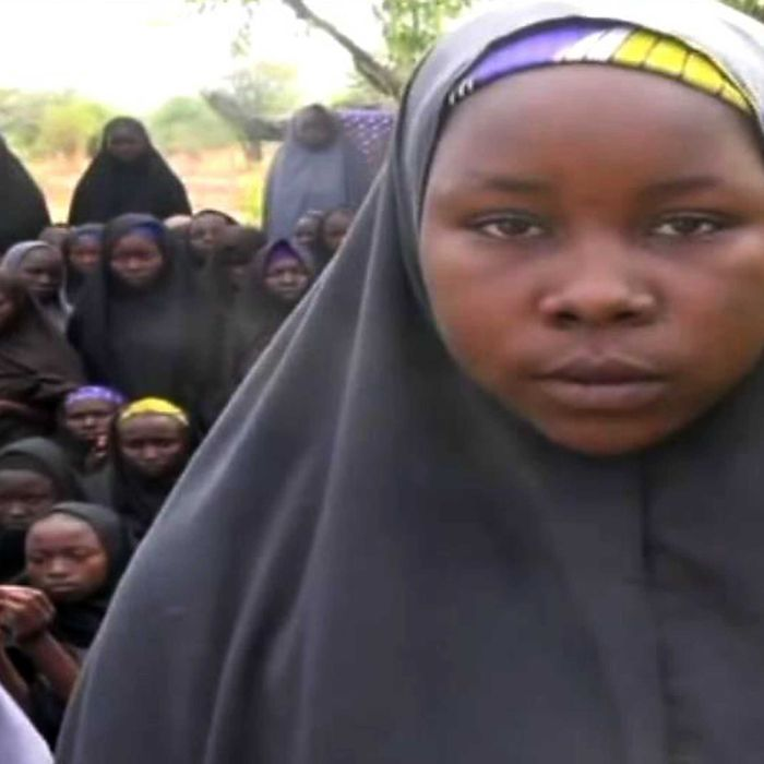 """(PHOTO: A video from Boko Haram shows what is believed to be the missing Nigerian schoolgirls) West African leaders have agreed to work together to wage """"total war"""" on Boko Haram, saying the Nigerian Islamist group had become a regional Al Qaeda that threatened them all.  Nigeria, its neighbours - Chad, Cameroon, Niger and Benin - and Western officials met in Paris to flesh out a plan enabling them for the first time to share intelligence, coordinate action and monitor borders."""