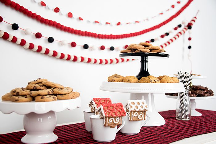 Cookie & Cocoa Party #BakeHolidayGoodness AD