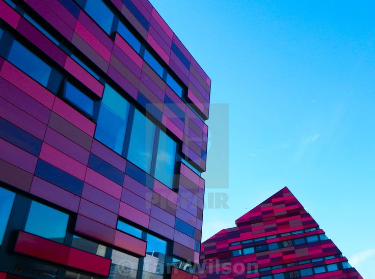 CMYK - A World of Colour - A Colourful Construction