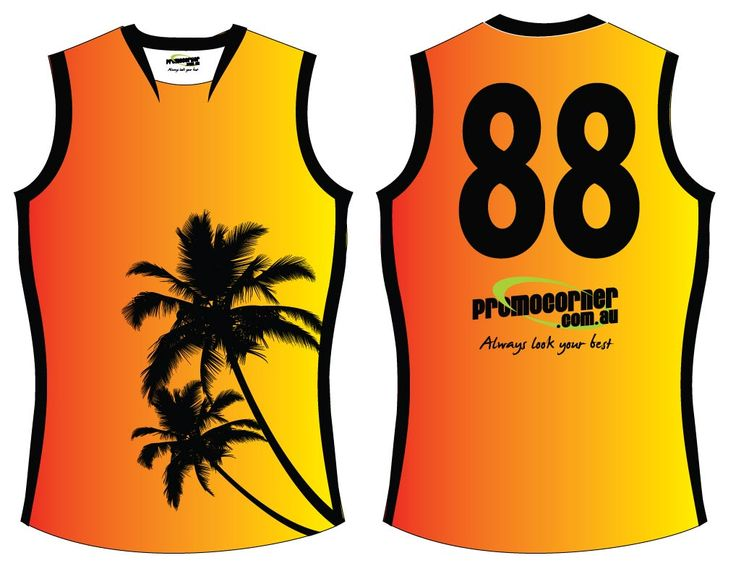 Palm - Footy Jumpers