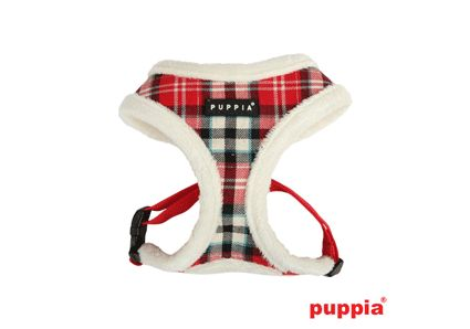 Puppia Tartan Dog Harness from Agatha & Louise