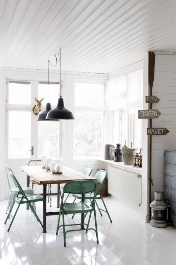 Industrial & vintage interior design 5