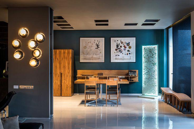 Un penthouse con una visión contemporánea - Geometría moderna | Galería de fotos 13 de 14 | AD MX