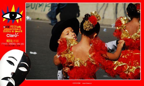 Festival Iberoamericano de Teatro Bogota 2014 Part 2 on Behance