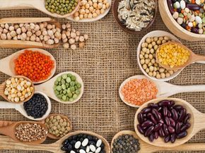 Lista de fontes de proteína vegetal