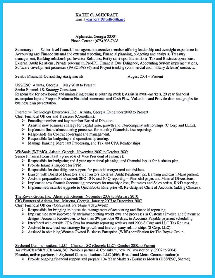 cool Making a Concise Credential Audit Resume, resume template - internal auditor resume