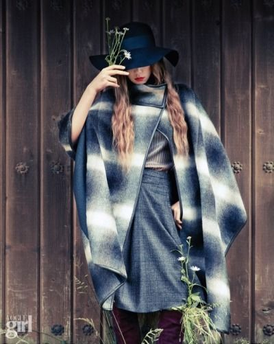 Lee Hojeong and Kim Taehwan by Taewoo for Voguegirl Korea Nov 2014