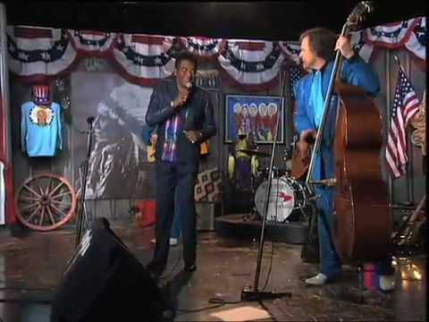 Charlie Pride stops by The Marty Stuart Show. In this clip the Country Music Hall of Fame Member sings his classic, Kiss An Angel Good Morning.