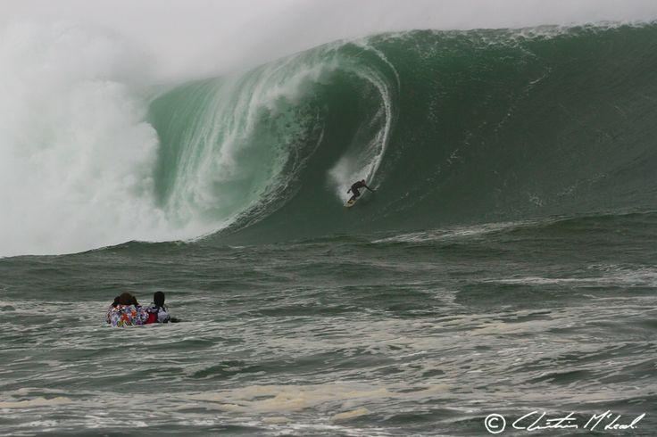 Mullaghmore Ireland waves 2013