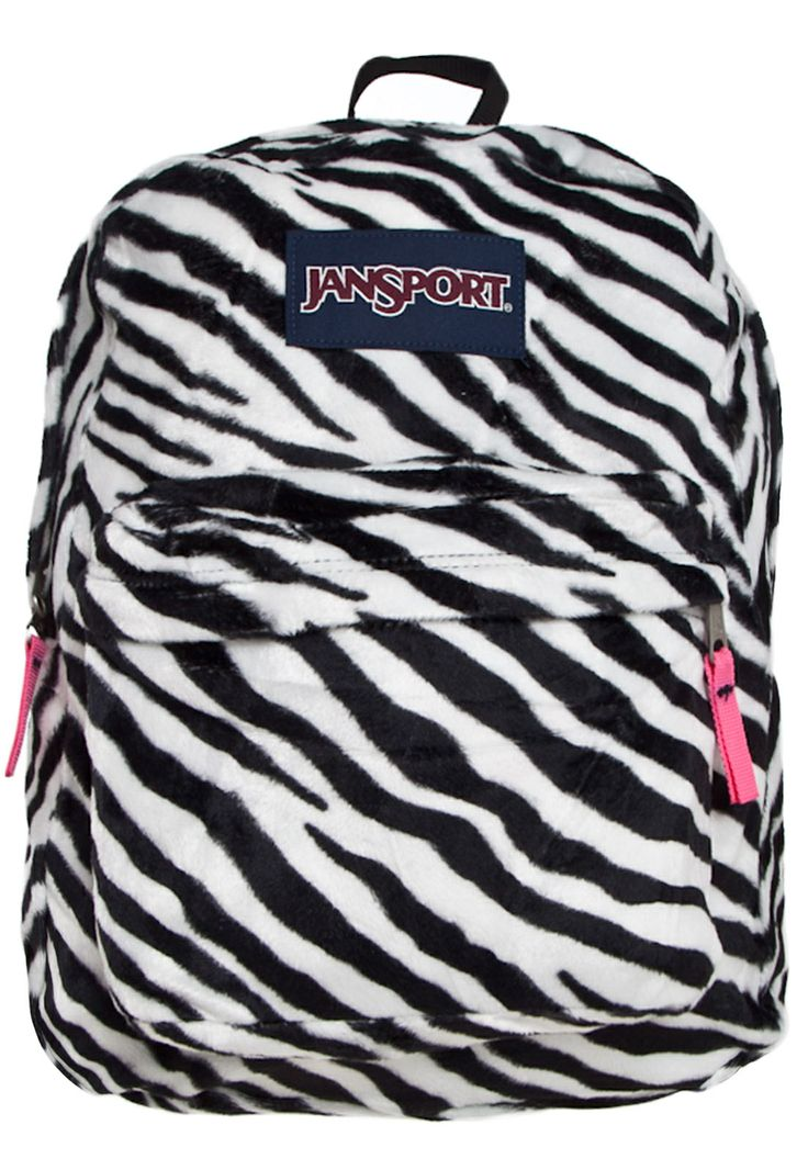 Mochila Jansport High Stakes Zebra