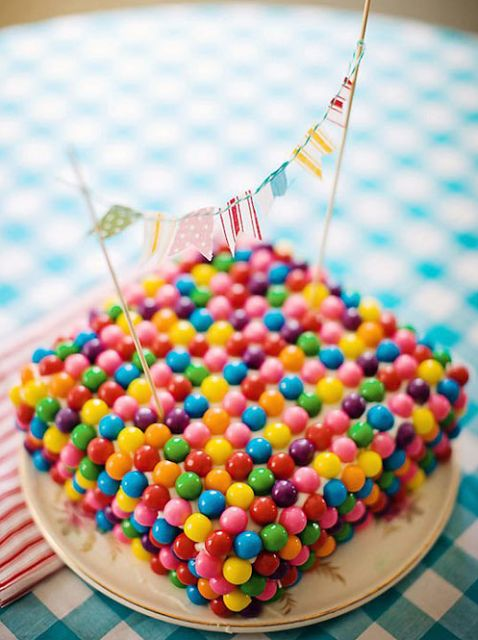♥ Decoración de tartas caseras