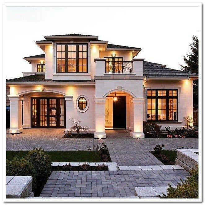 42 Stunning Modern Dream House Exterior Design Ideas 26 Aegisfilmsales Com House Designs Exterior House Exterior Dream House