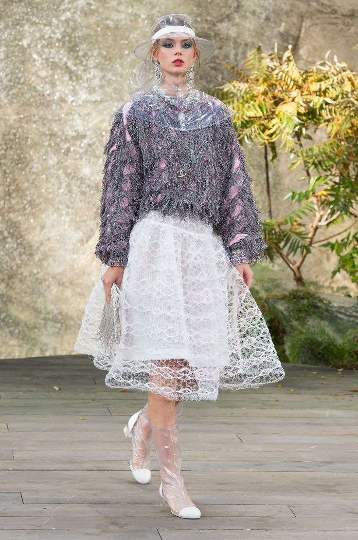 All the Looks From Chanel Spring Summer 2018
