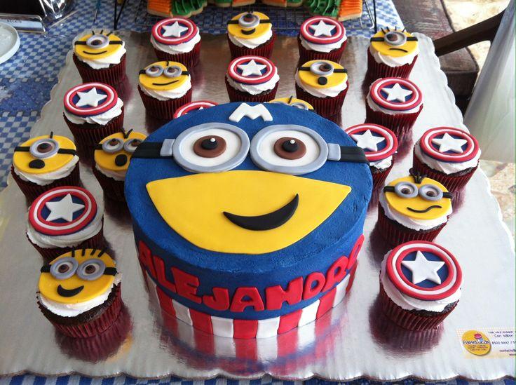 141 best Marvel Avengers Cakes images on Pinterest Avenger cake