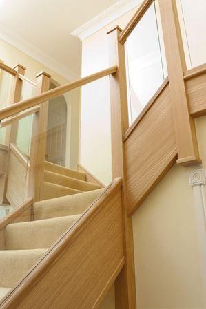 Glass Balustrade - Glass Panel for Staircase - Neville Johnson