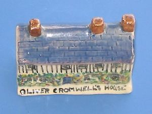 Pottery-Cottage-Charles-Collard-Honiton-Pottery-Oliver-Cromwell-039-s-House