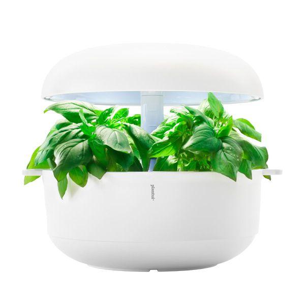 Smart Garden, valkoinen