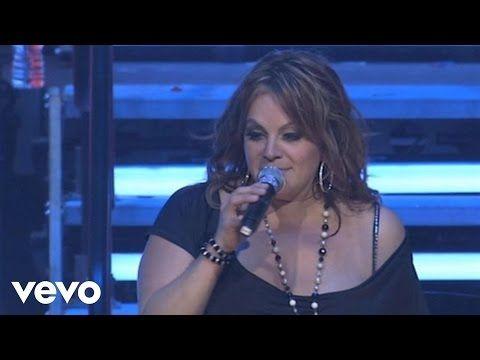 Jenni Rivera - Inolvidable (En Vivo Nokia Theater Los Angeles 2010) - YouTube