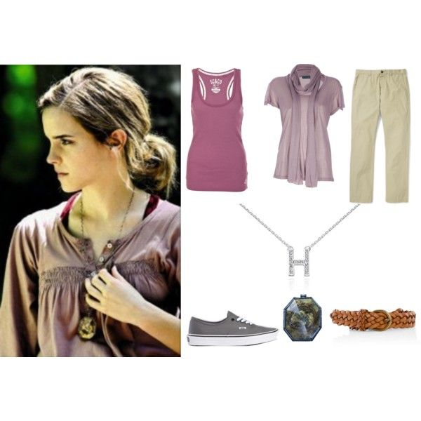 Hermione Granger Deathly Hallows (Outfit 4) | harry potter ...