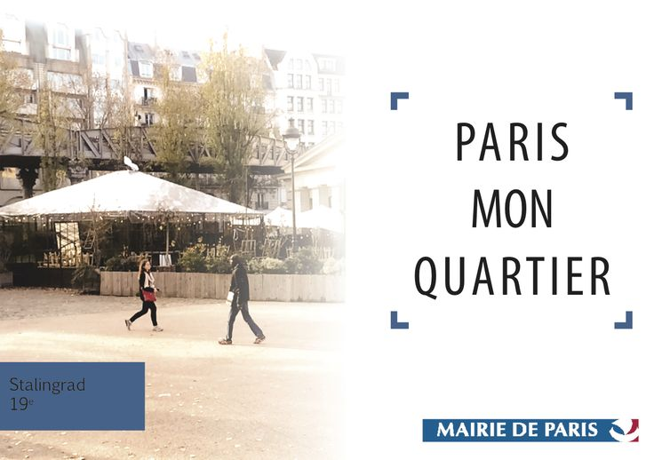 "Couverture ""Paris Mon Quartier"""