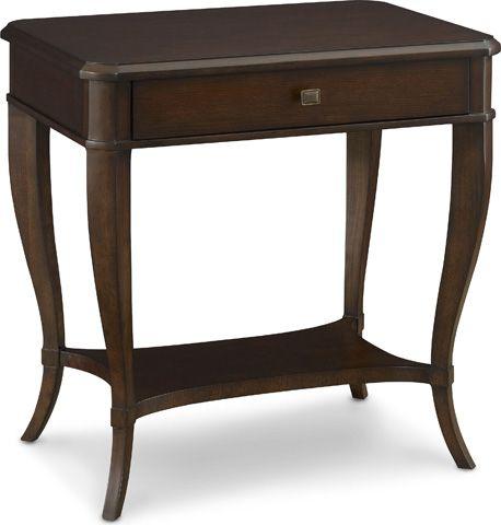 Broyhill Sofa Thomasville Furniture Ludwig Bedside Table