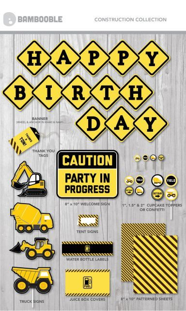 digger cake template - party and kid printables lucas 1 pinterest kid