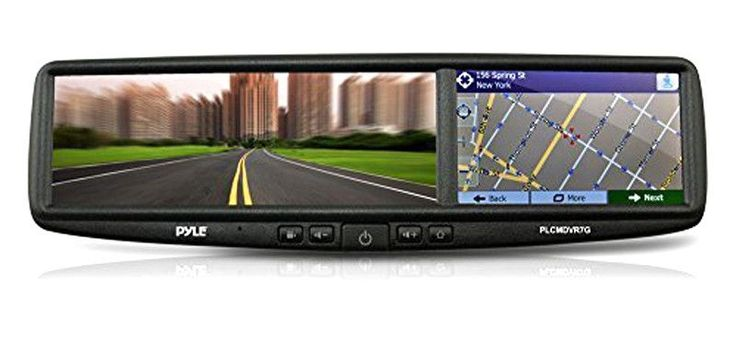 79 Best Rear View Mirror With Gps Navigation Images On