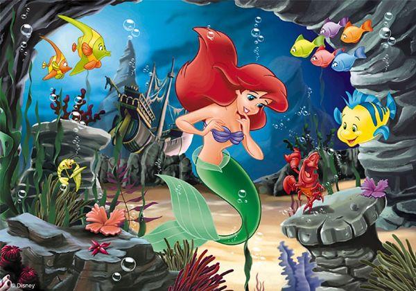 Experience 2 staat in het teken van de sprookje De kleine zeemeermin #3MTT #NHTV