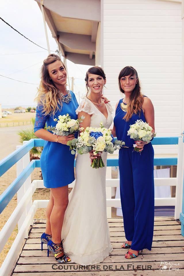 1000 id es sur le th me demoiselles d 39 honneur bleu sur for Robes de demoiselles d honneur bleu marine mariage