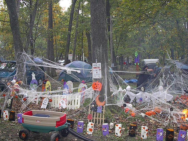 26 best Halloween In Your RV images on Pinterest
