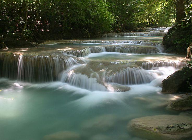 I misteri nascosti delle Erawan Falls in Thailandia | Face Good