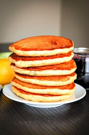 American pancakes :3 #breakfast
