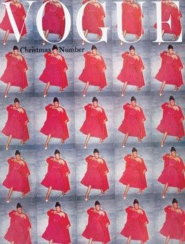 December 1954December 1954, 1954 Vogue, Vogue December, Vogue Magazines, Fashion Magazines, 50S, Magazines Covers, Vogue Covers, Vintage Vogue
