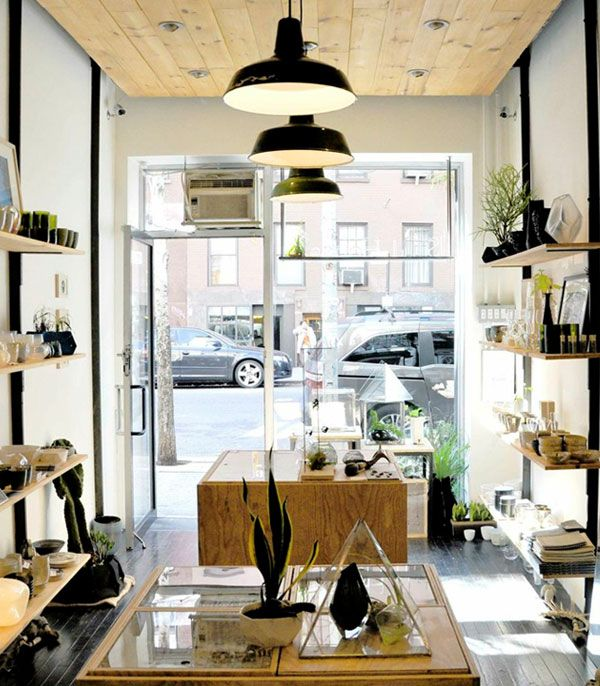 Store Design Ideas store interiors cole haan and soho on pinterest store interior design ideas retail store design Retail Therapy Still House Nyc Apartment 34 Small Store Designgift