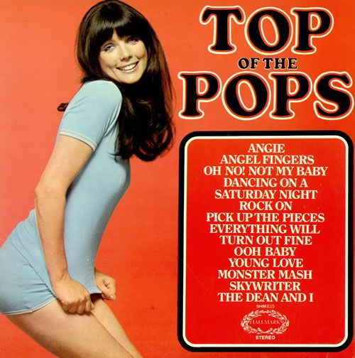 Top Of The Pops Volume 33 TOP OF THE POPS Top Of The Pops Volume 33 (1973 UK 12-track vinyl LP compilation, featuring versions of all the potential hits that week including Monster Mash & Pick Up The Pieces,16