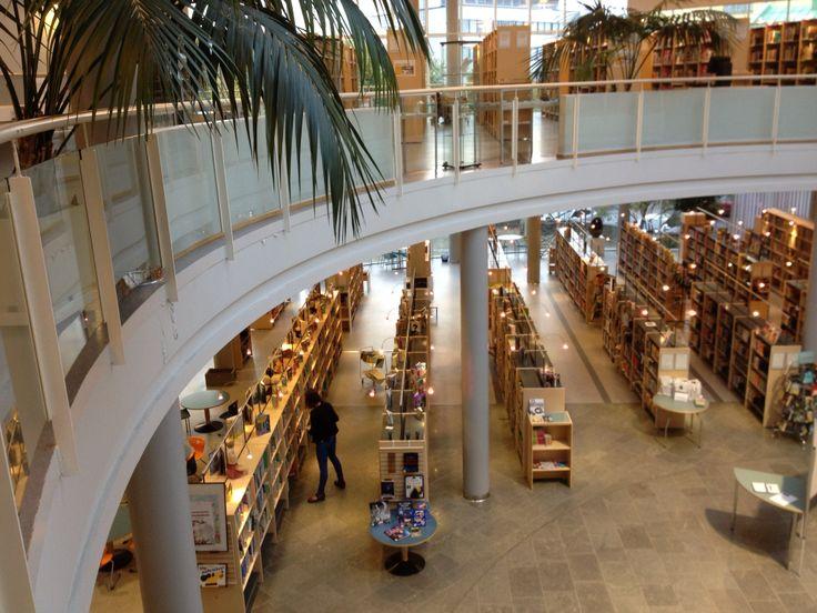City Library in Kokkola. Hometown during studies | Kokkola Main Library