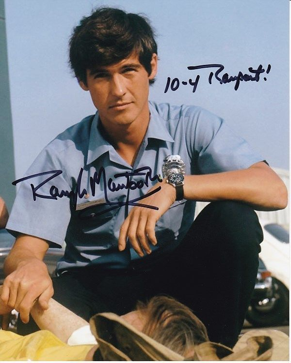 RANDOLPH MANTOOTH signed autographed EMERGENCY! JOHN GAGE photo (1)