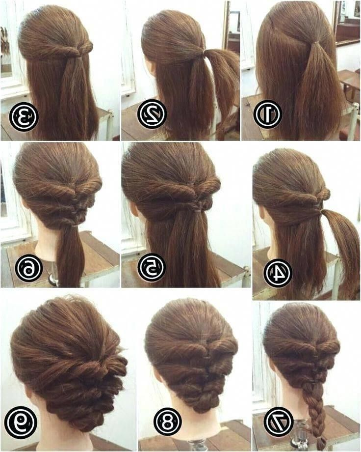 Easy Hairstyles Asian Hair Easyhairstyles Cool Braids Short Hair Styles Easy Long Hair Styles