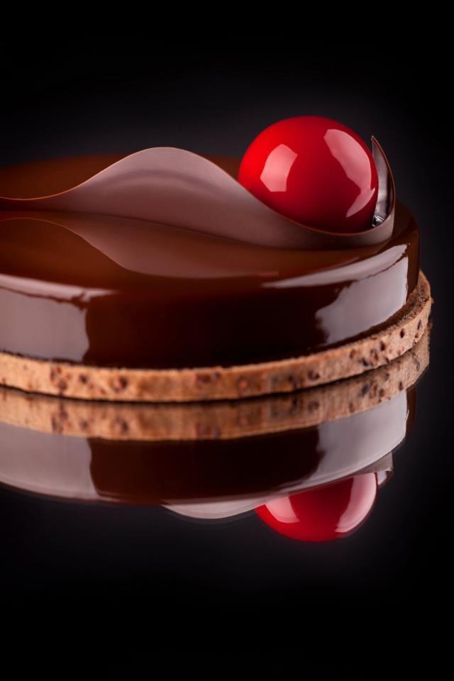 Chocolate (no recipe, just beautiful image)
