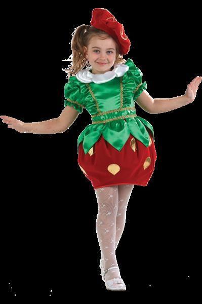 Фото новогоднего костюма клубнички