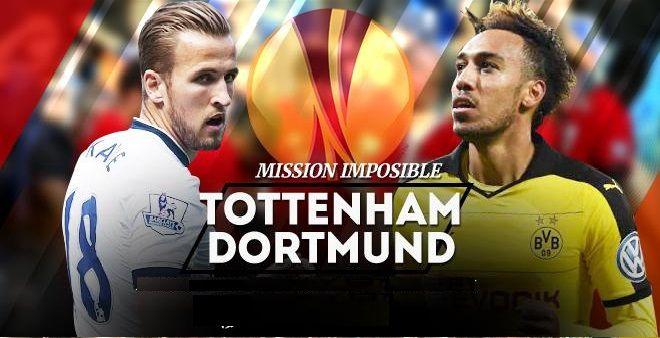 Tottenham Hotspur vs Borussia Dortmund – Live Stream