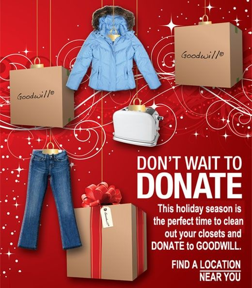 clothing donation drive search poster ideas
