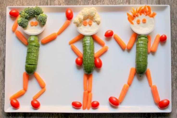 A fun way to eat your veggies!: