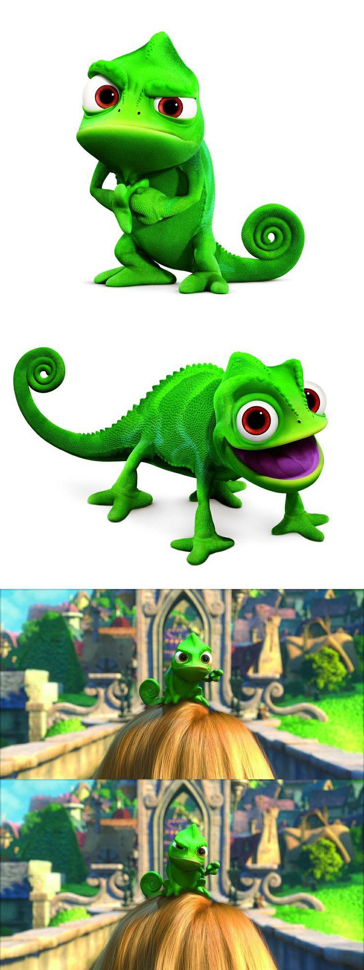Pascal - Tangled