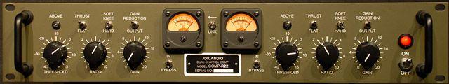 JDK Audio R22 2 Channel Compressor