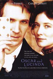 Oscar And Lucinda 1997 Watch Online. In mid-1800s England, Oscar is a young Anglican priest, a misfit and an outcast, but with the soul of an angel. As a boy, even though from a strict Pentecostal family, he felt God told him ...