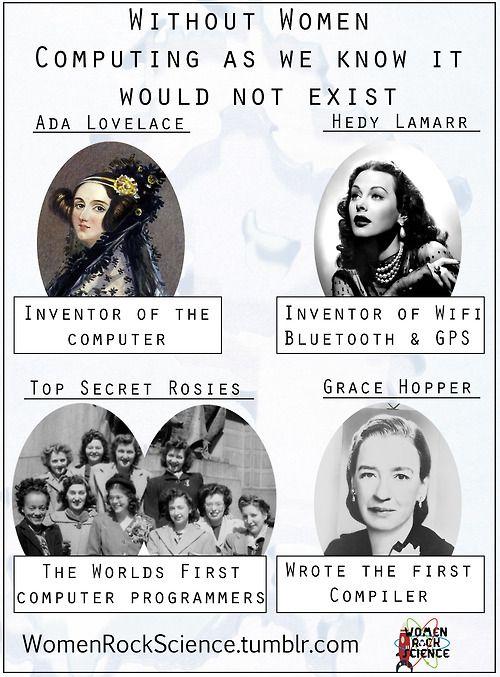 Women Rock Science tumblr
